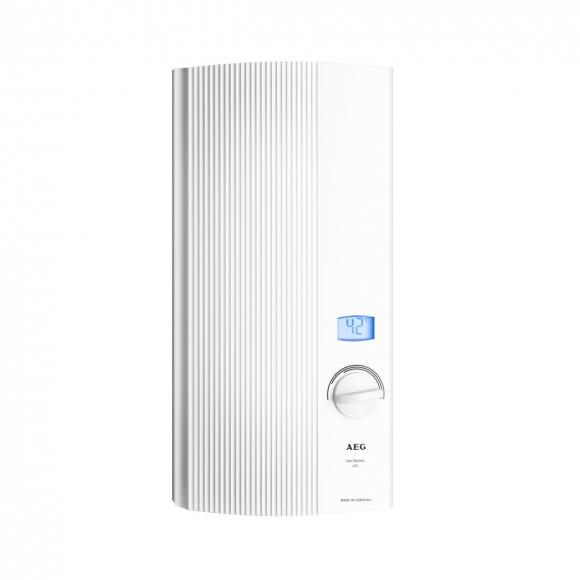 AEG DDLE LCD 27 Durchlauferhitzer, elektronisch geregelt, 30 bis 60°C 27 kW 222395, EEK: A