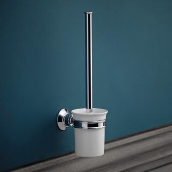AXOR Montreux WC Bürstenhalter Mit Bürste Chrom
