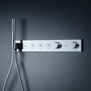 AXOR ShowerSolutions Thermostatmodul Select 600 / 90  für 4 Verbraucher