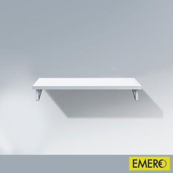 waschtischplatte konsole f r aufsatzwaschbecken. Black Bedroom Furniture Sets. Home Design Ideas