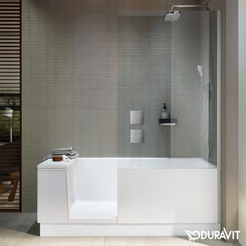 badewannen mit duschzone. Black Bedroom Furniture Sets. Home Design Ideas