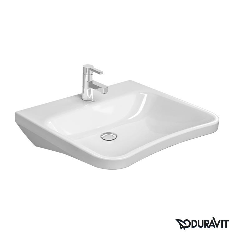 duravit durastyle waschtisch vital wei mit wondergliss 23306500001. Black Bedroom Furniture Sets. Home Design Ideas