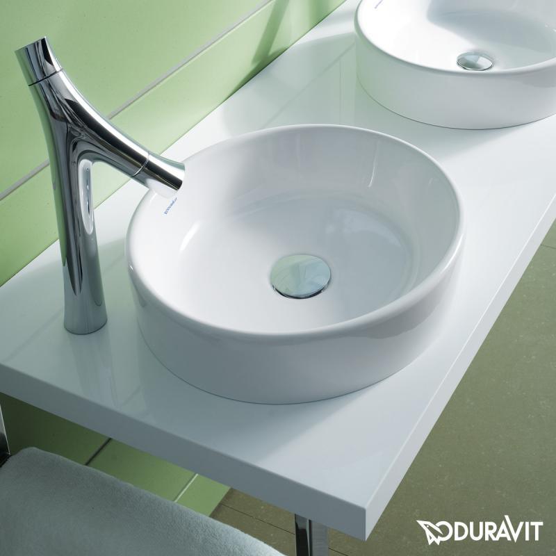 Duravit Starck 2 Aufsatzbecken weiß - 2321440000 - Emero.de