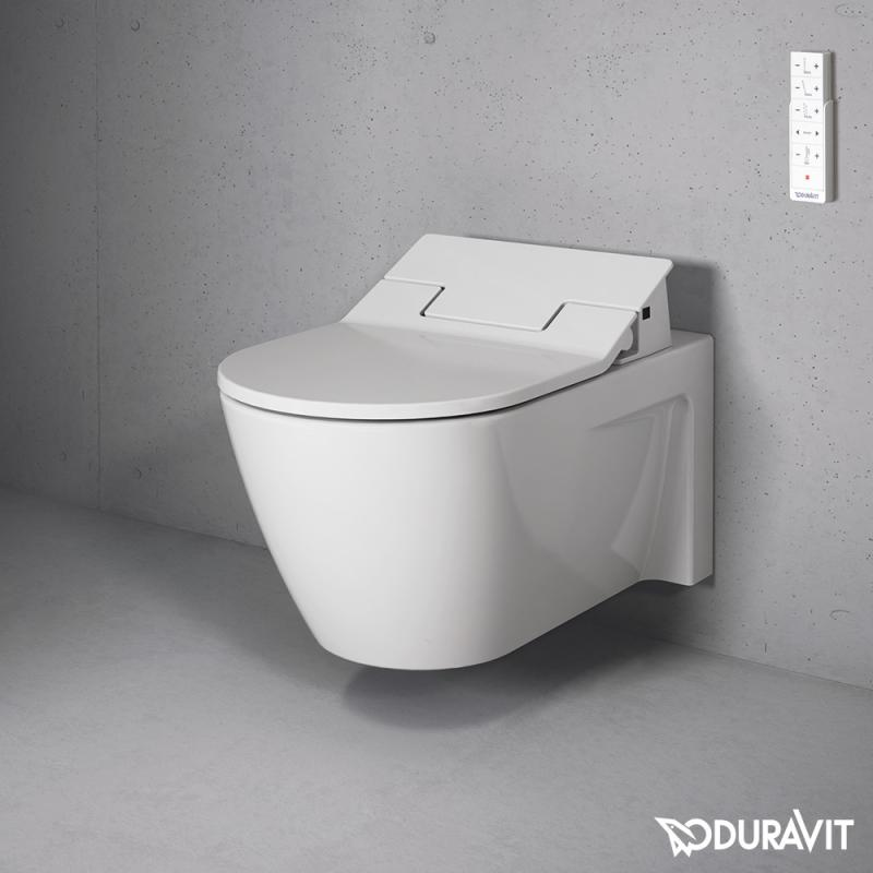 duravit starck 2 wand tiefsp l wc f r sensowash wei 2533590000. Black Bedroom Furniture Sets. Home Design Ideas