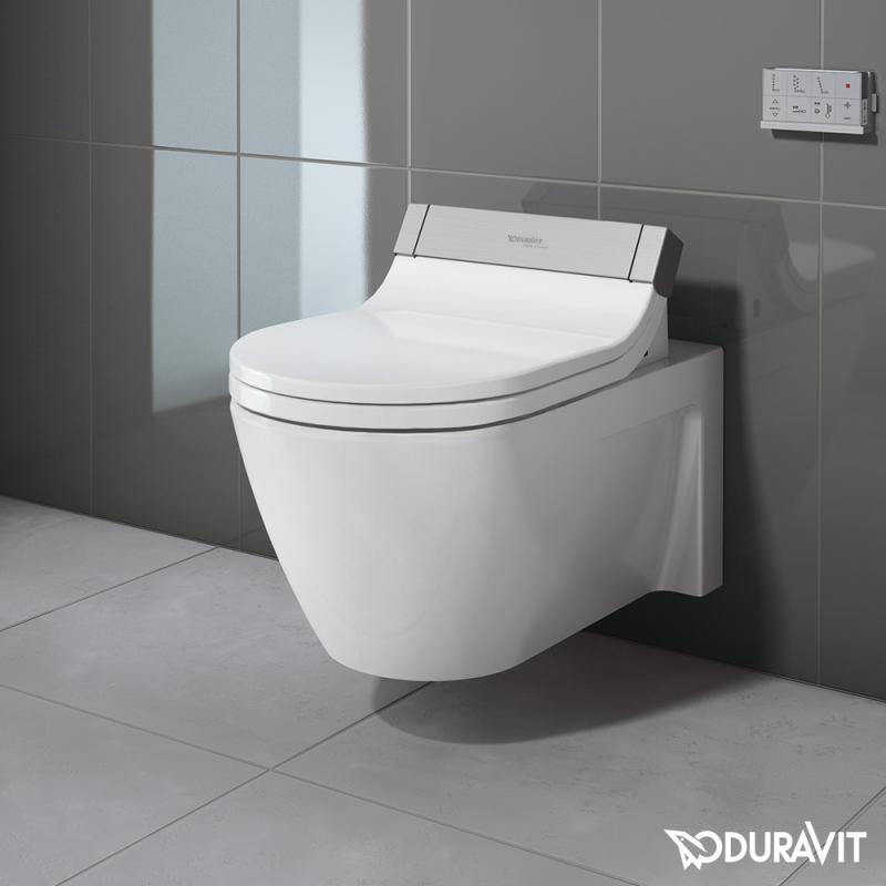 Duravit Starck 2 Wand-Tiefspül-WC für SensoWash® weiß - 2533590000 ...