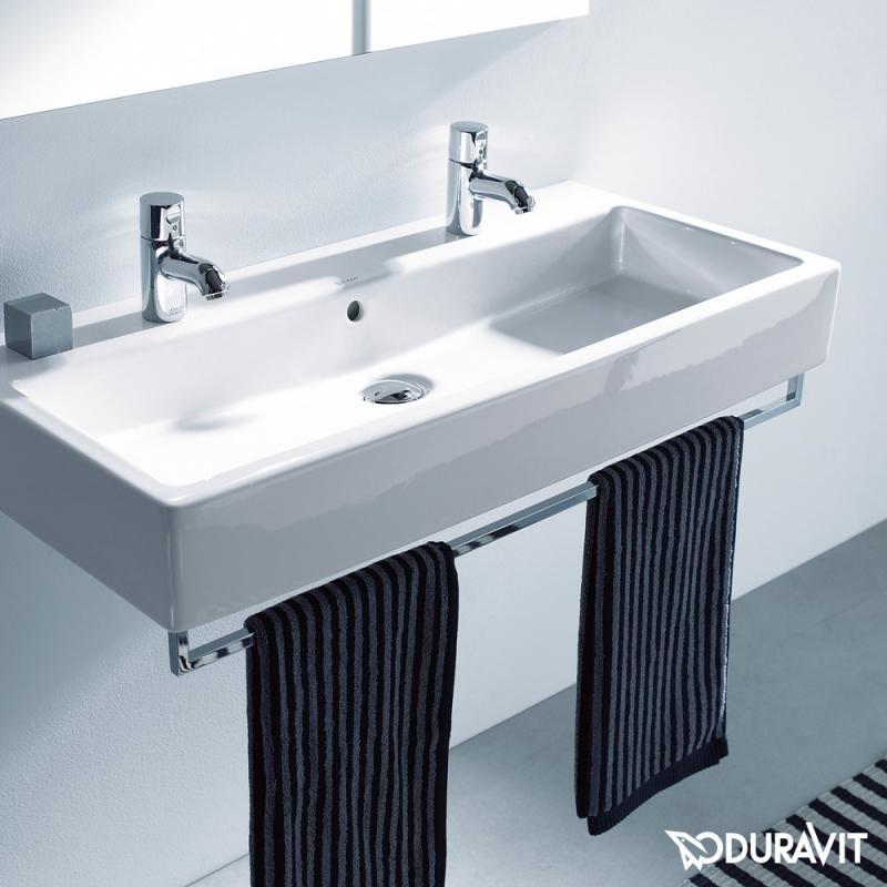 Duravit Vero Handtuchhalter Fur Waschtische 100 Cm 0030391000