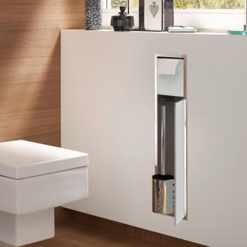 Emco Asis Unterputz-WC-Modul optiwhite