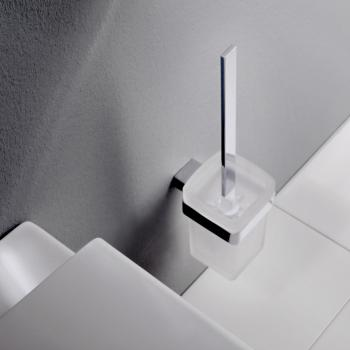 Emco Loft Toilettenbürstengarnitur chrom