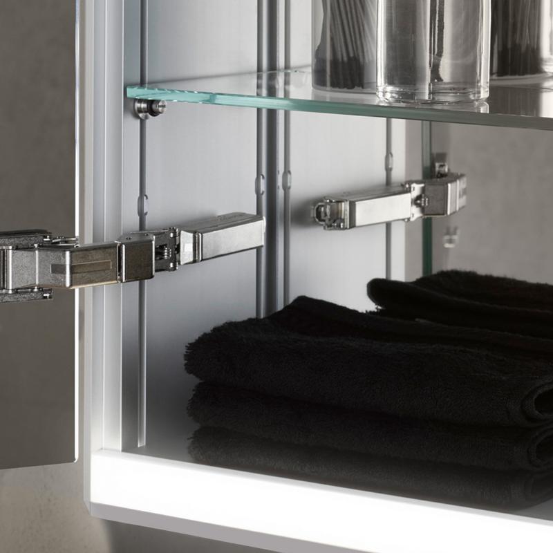 Berühmt Wie Ein Badezimmerspiegel Einzurahmen Bilder ...