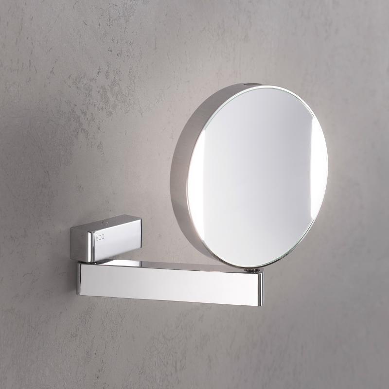 wand schminkspiegel mit beleuchtung wh56 kyushucon. Black Bedroom Furniture Sets. Home Design Ideas