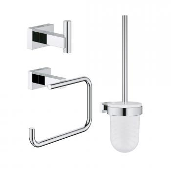 Grohe Essentials Cube WC-Set 3 in 1