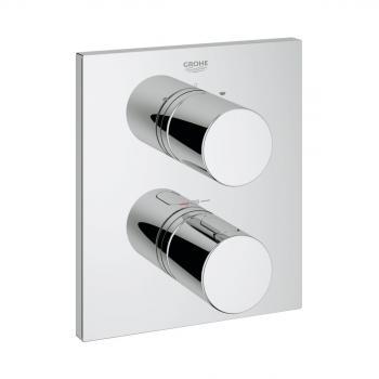 Grohe Grohtherm 3000 C Thermostat mit integrierter 2-Wege-Umstellung für Wanne/Dusche chrom