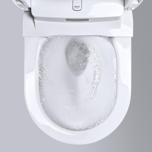 grohe sensia arena dusch wc komplettanlage f r unterputzsp lk sten wandmontage 39354sh0. Black Bedroom Furniture Sets. Home Design Ideas