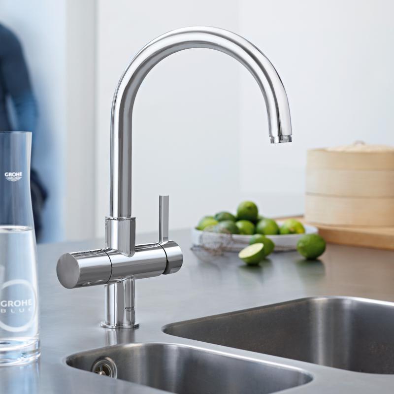 Neu Küchenarmaturen » Wasserhahn für die Küche kaufen - Emero.de TZ14
