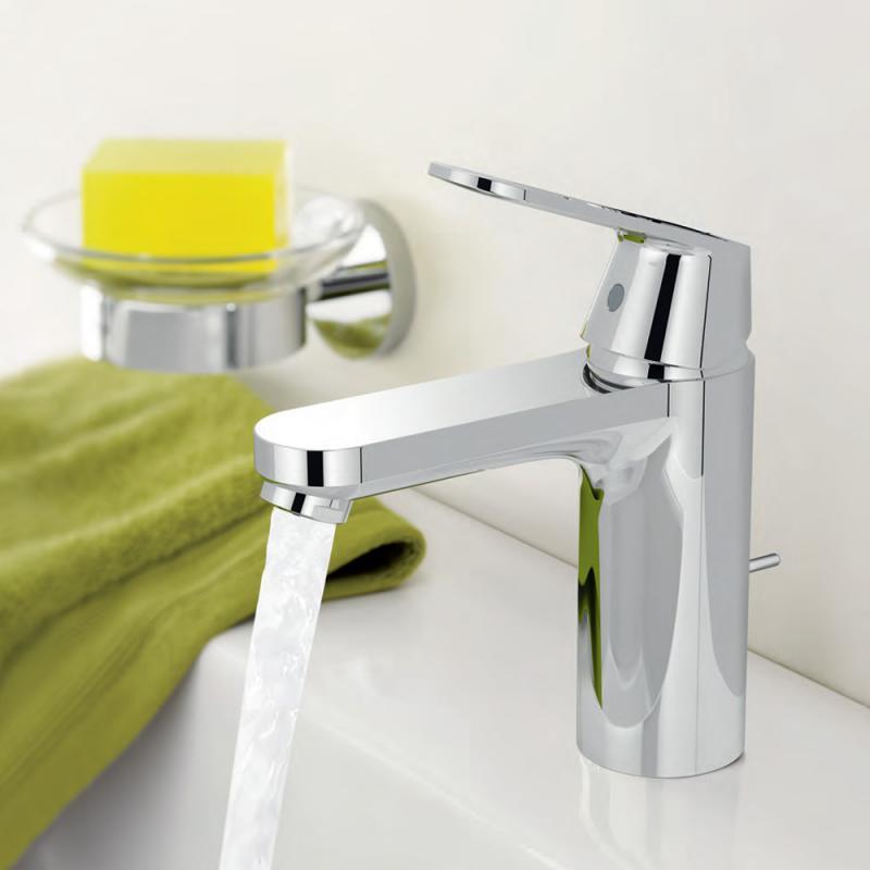 Grohe Eurosmart Cosmopolitan Einhand Waschtischbatterie M Size Mit