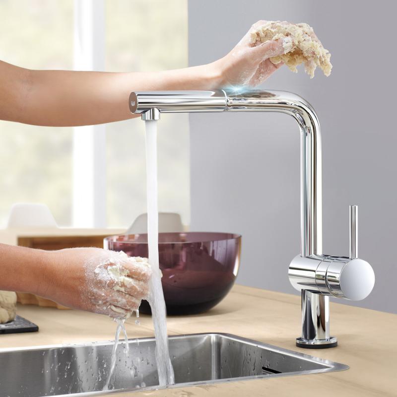 Einzigartig Küchenarmaturen » Wasserhahn für die Küche kaufen - Emero.de NY61