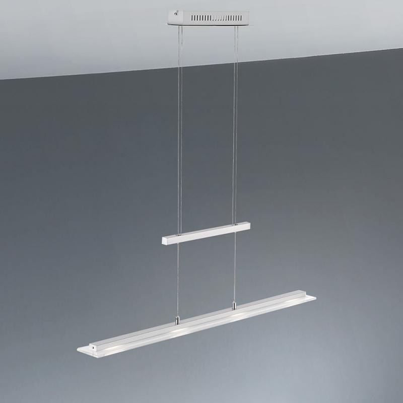 honsel leuchten 211224 led pendelleuchte mit dimmer 211224. Black Bedroom Furniture Sets. Home Design Ideas