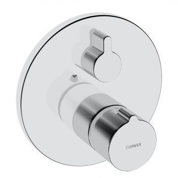 Hansa Home Fertigmontageset mit Funktionseinheit Brause-Thermostat-Batterie