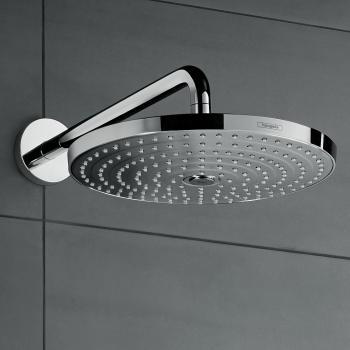 Hansgrohe Raindance Select S 2jet Kopfbrause mit Brausearm chrom