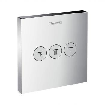 Hansgrohe ShowerSelect Ventil Unterputz für 3 Verbraucher