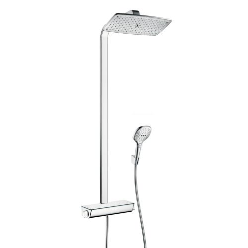Hansgrohe Raindance Select E 360 1jet Showerpipe chrom