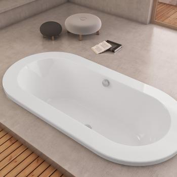 Ovale Badewanne Supergunstig Online Kaufen Emero De
