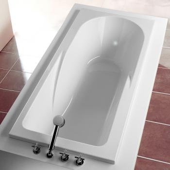 Badewanne mit duschzone komplett  Duschbadewanne günstig online kaufen - Emero.de