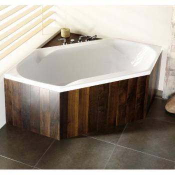 Sechseck Badewanne preisgünstig online kaufen - Emero.de | {Sechseck badewanne einbauen 24}