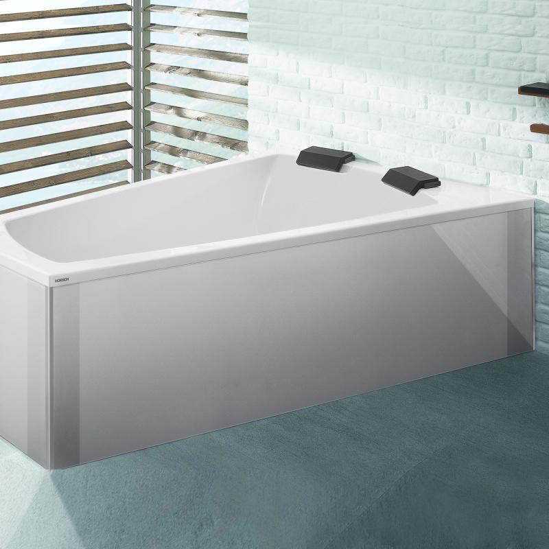 Hoesch Largo Trapez Badewanne Rechte Ausfuhrung 3706 010 Emero De