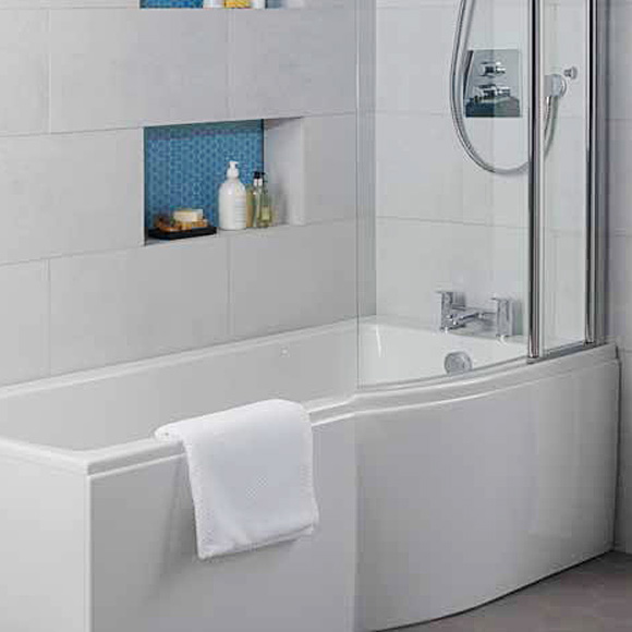 Ideal Standard Connect Air Dusch Badewanne Version Rechts E113501