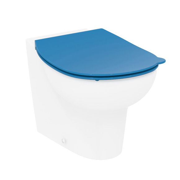 ideal standard contour 21 schools kinder wc sitz blau s453636. Black Bedroom Furniture Sets. Home Design Ideas