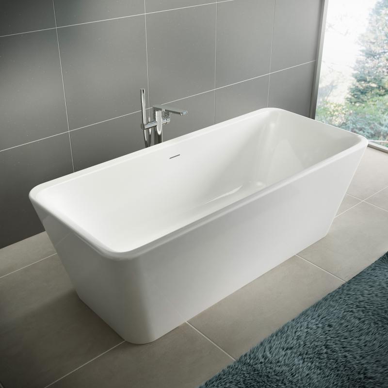 Badewanne freistehend 2 personen  Freistehende Badewanne günstig kaufen - Emero.de