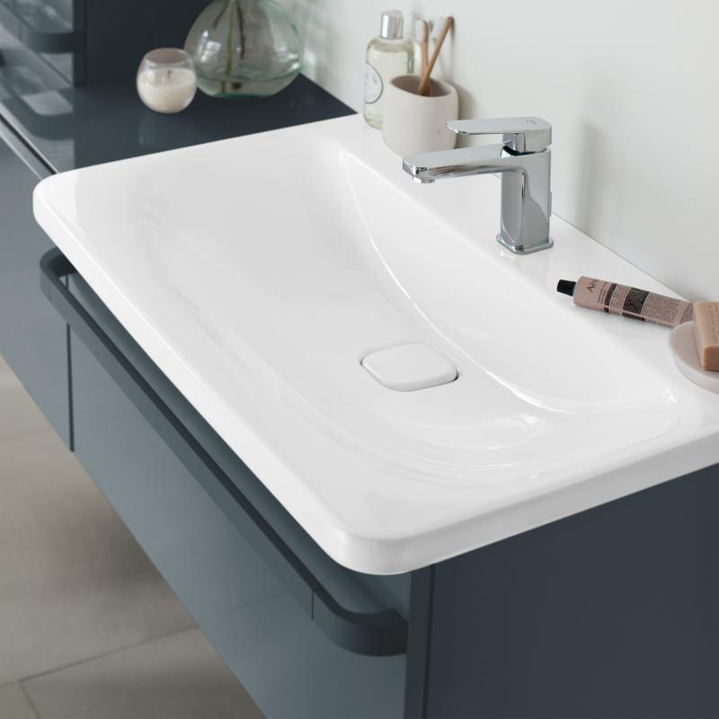 Ideal Standard Tonic II Möbel-Waschtisch mit IdealFlow weiß mit ...