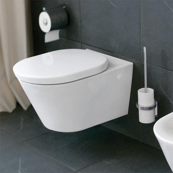 Ideal Standard Tonic WC-Sitz weiß mit Absenkautomatik soft-close ...