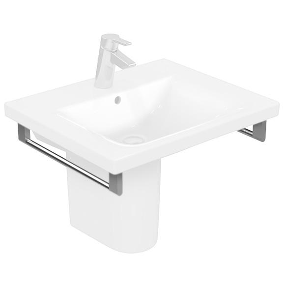 Handtuchhalter für waschtischplatte – Sanitär Verbindung
