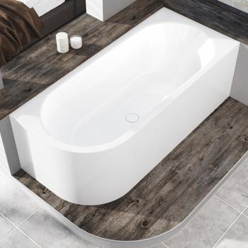 Sonderform Badewanne preisgünstig kaufen - Emero.de | {Badewanne mit duschzone kaldewei 72}