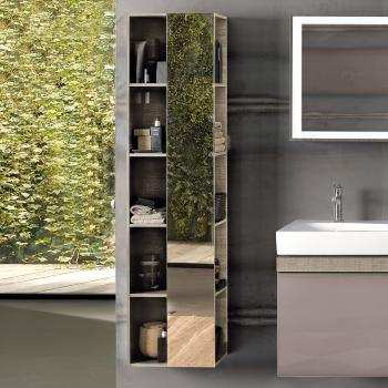 Regale f rs badezimmer badregale g nstig online - Regal mit spiegel ...