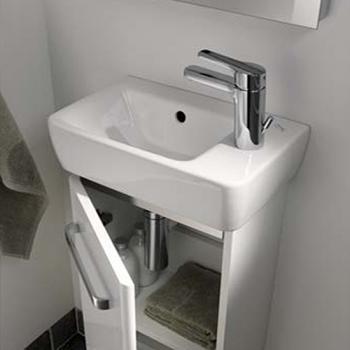 handwaschbecken kleine waschbecken superg nstig. Black Bedroom Furniture Sets. Home Design Ideas