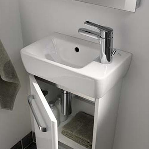 Keramag Renova Nr 1 Comprimo Handwaschbecken Weiß 276140000