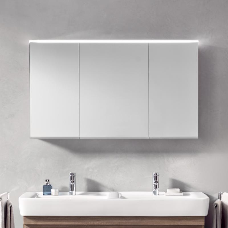 Keramag premiano waschtisch for Bad spiegelschranke gunstig