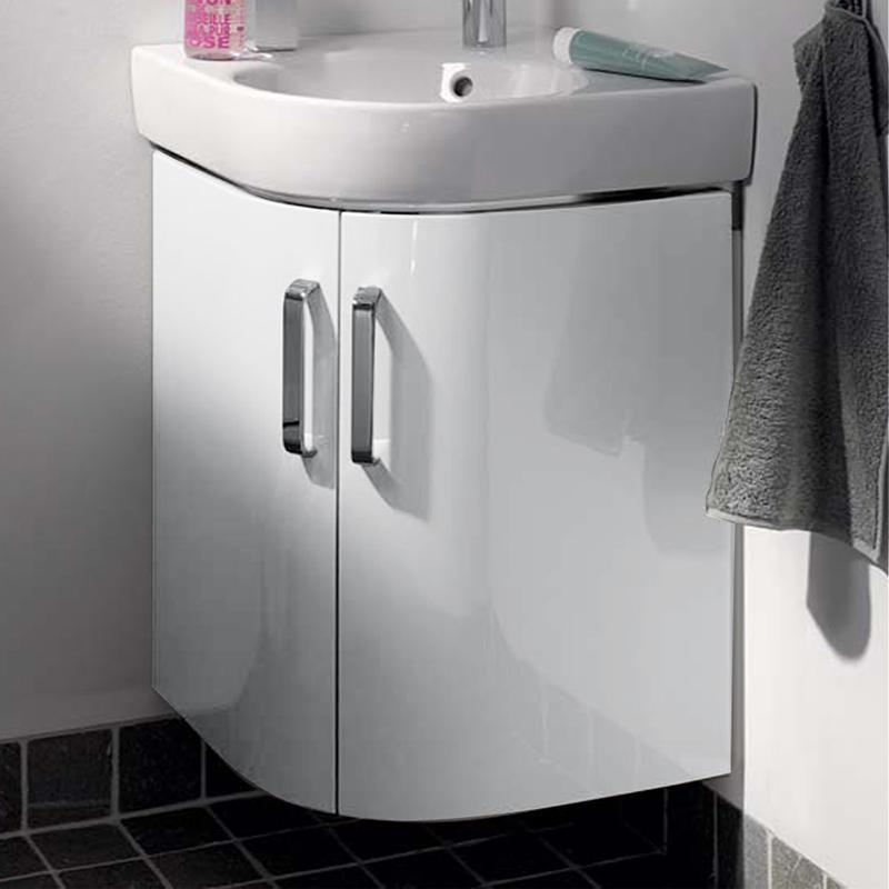 Keramag Renova Nr 1 Comprimo Neu Waschtisch 55 Cm Weiß