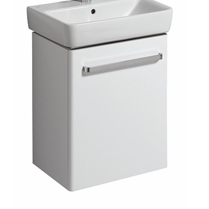 Keramag Renova Nr.1 Comprimo Neu Waschtischunterschrank Front weiß ... | {Waschtischunterschrank weiß 72}
