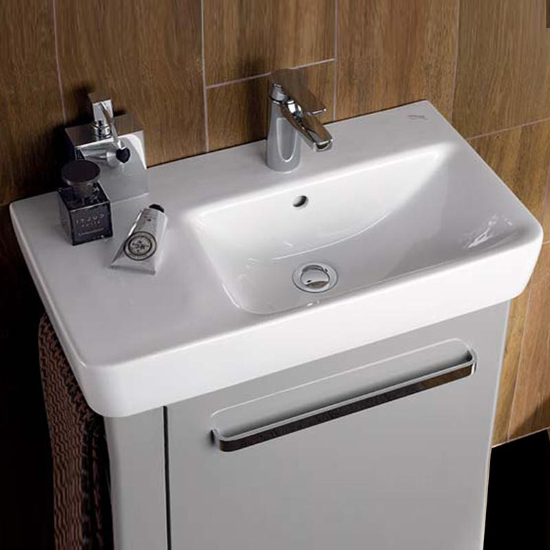 Keramag Renova Nr 1 Comprimo Waschtisch Weiß 226265000 Emerode