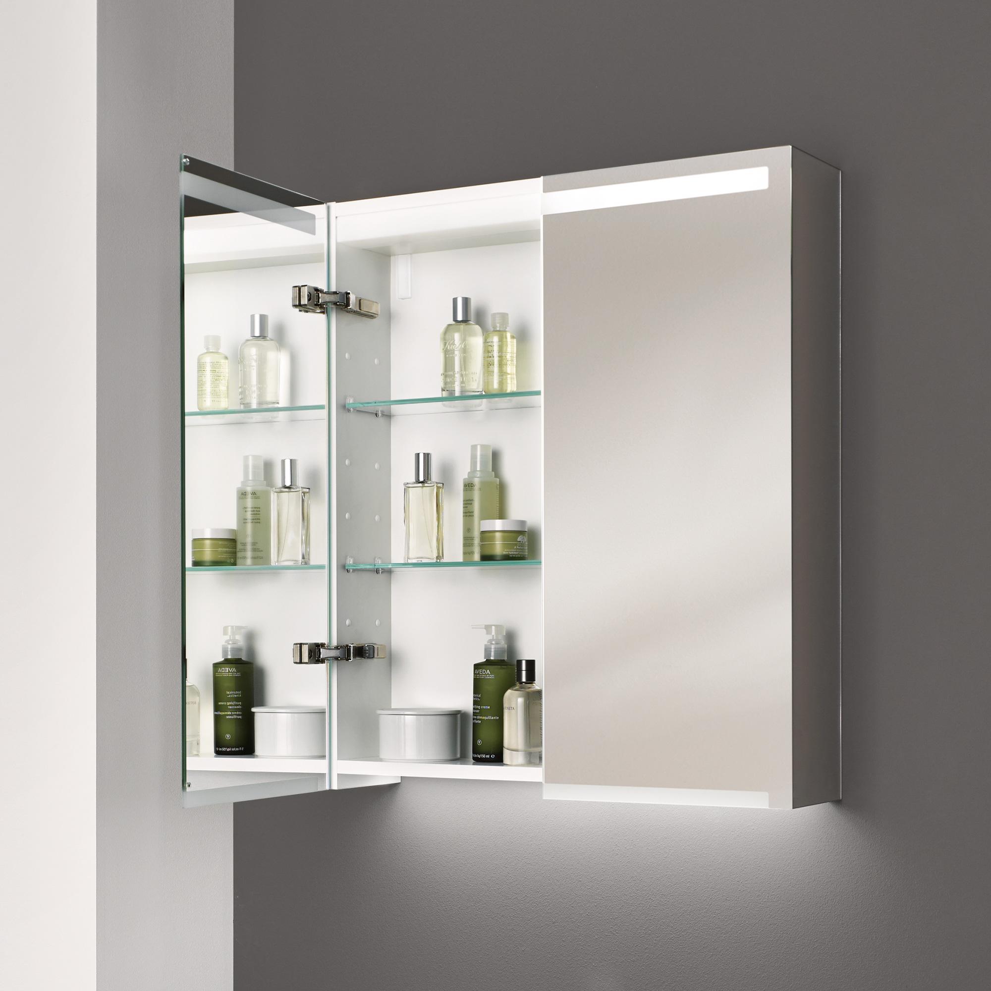 Keramag Option Spiegelschrank B: 60 H: 70 T: 15 cm   800360000