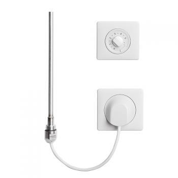 Kermi Elektro-Set WKS weiß, 150 Watt