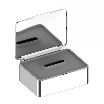 wc papierhalter mit feuchtpapierbox pv93 hitoiro. Black Bedroom Furniture Sets. Home Design Ideas