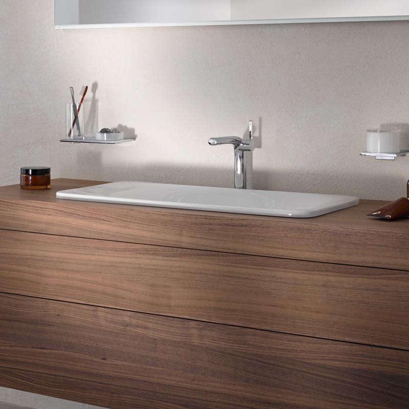 keuco edition 400 einbauwaschtisch 31580311600. Black Bedroom Furniture Sets. Home Design Ideas