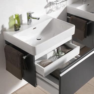 Innenschublade Küche | Laufen Pro S Waschtischunterschrank Mit 1 Auszug Front Wenge