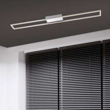 Paul Neuhaus Inigo LED Deckenleuchte, rechteckig
