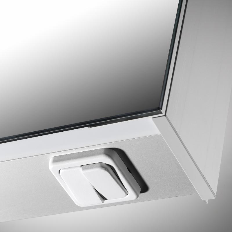 Schneider arangaline spiegelschrank b 130 h 70 t 12 cm mit 3 t ren - Spiegelschrank 12 cm tief ...
